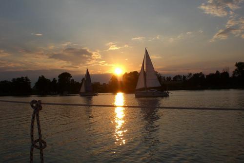 Letni rejs żeglarski na Mazurach 21-28 lipca